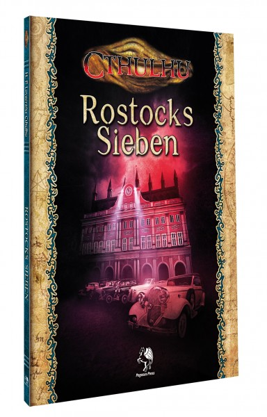 Cthulhu: Rostocks Sieben (Softcover)