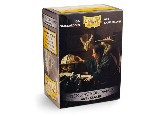 Dragon Shield: ART Sleeves Classic – The Astronomer (100)
