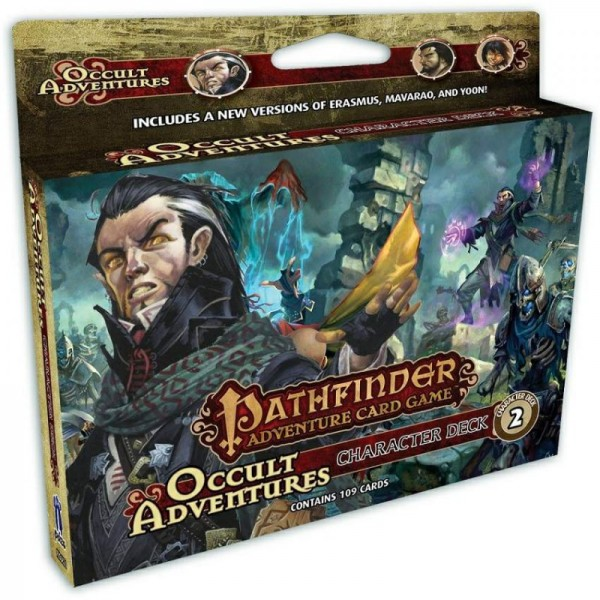 Pathfinder Adventure Card Game: Occult Adv. Character Deck 2