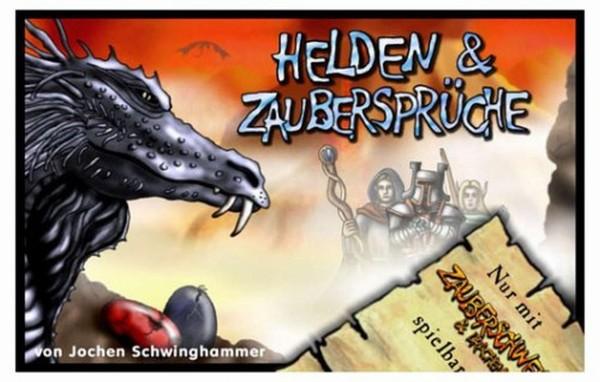 Zauberschwert & Drachenei: Helden & Zauber [Erweiterung]