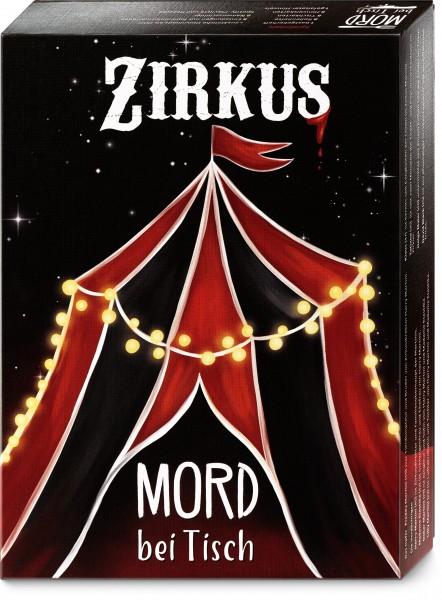 Mord bei Tisch: Zirkus