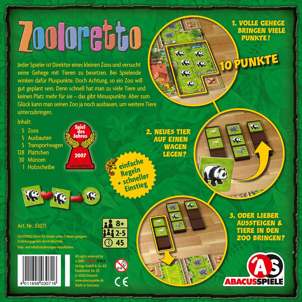 Spiel Des Jahres 2007