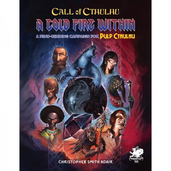 Cthulhu: A Cold Fire Within