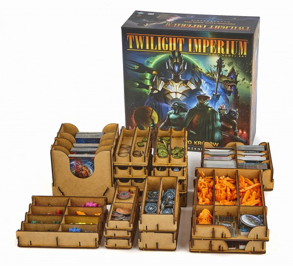 Insert: Twilight Imperium - Prophecy of Kings