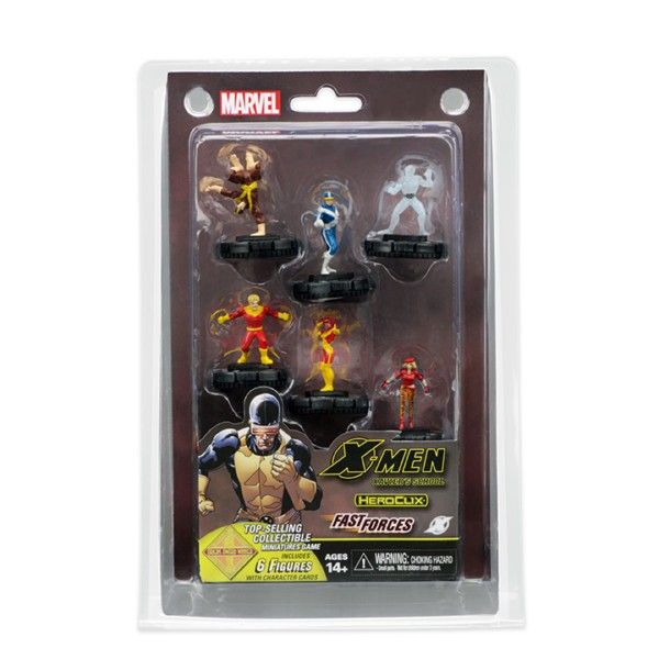 Marvel HeroClix: X-Men First Class Fast Forces