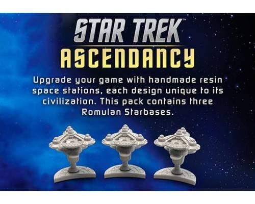 Star Trek Ascendancy: Romulan starbases