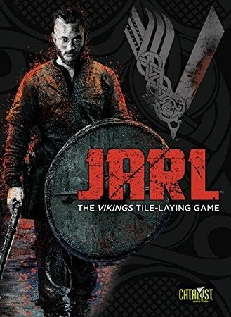 Jarl the Vikings Tile Laying Game