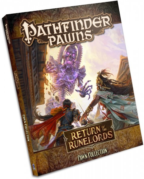 Pathfinder: Return of the Runelords Pawn Collection