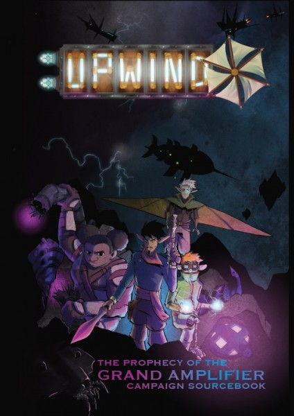 Upwind: The Grand Amplifier Campaign