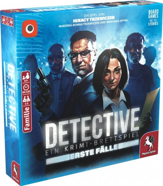 Detective – Erste Fälle (Portal Games)