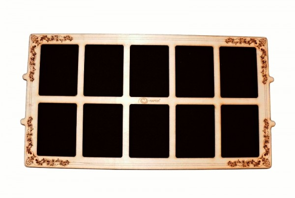Board Game Card Holders: Card Holder - Dominion *upgraded*