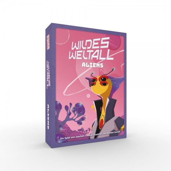 Wildes Weltall: Aliens [Erweiterung]
