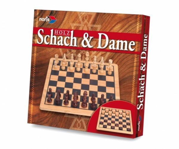Deluxe Schach & Dame