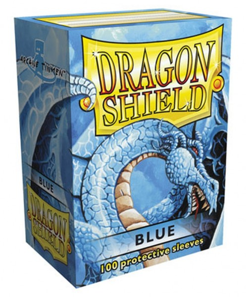 Dragon Shield: Blue (100)