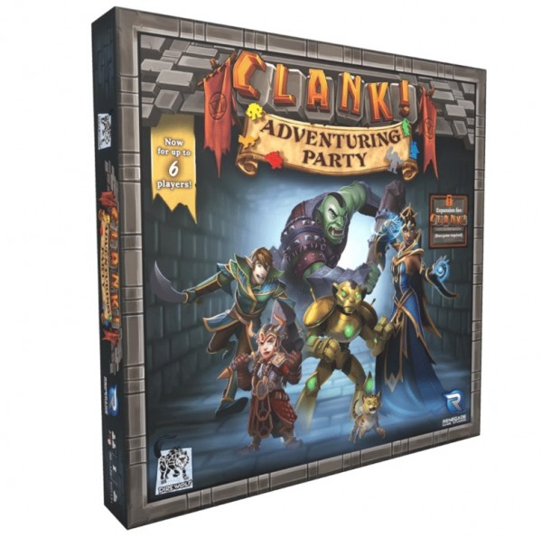 Clank! Adventuring Party!