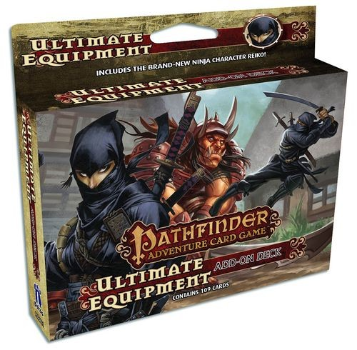 Pathfinder Adventure Card Game: Ultimate Equipment Add-On