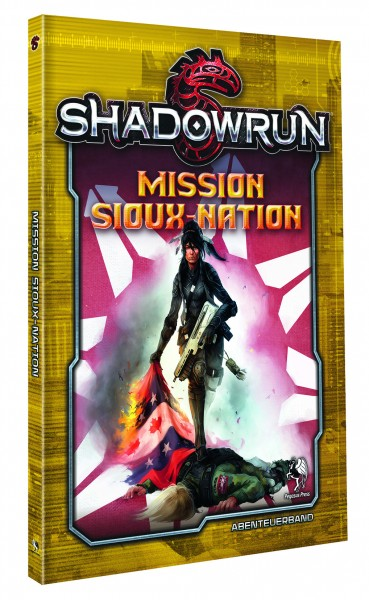Shadowrun: Mission Sioux Nation