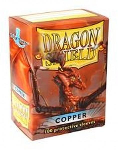 Dragon Shield: Copper (100)