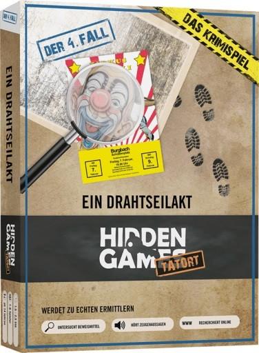 Hidden Games Tatort: Ein Drahtseilakt 4.Fall