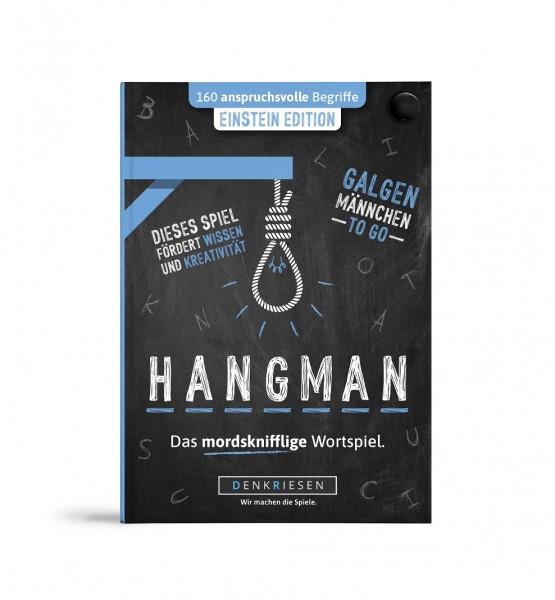 """HANGMAN – Einstein Edition """"Galgenmännchen TO GO"""""""