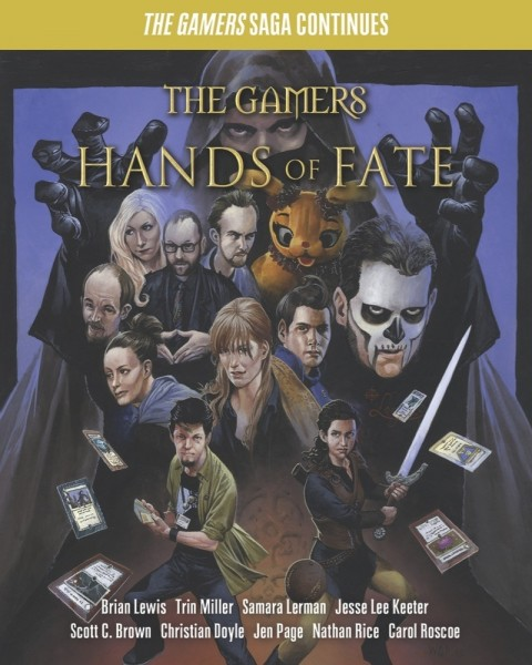 The Gamers: Hands of Fate (DVD)