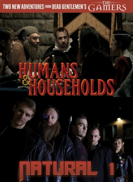 The Gamers: Humans & Households (DVD)