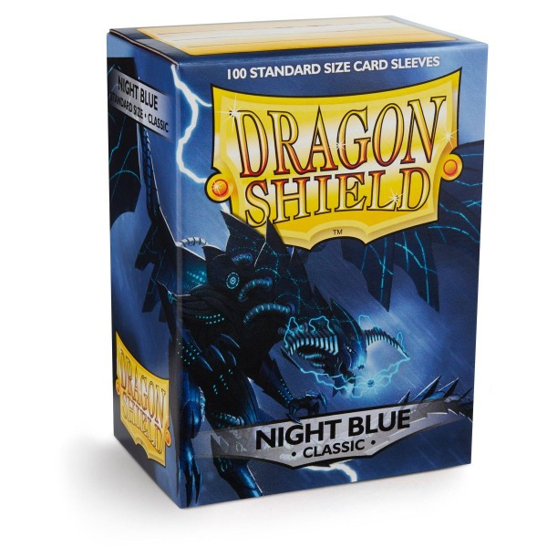 Dragon Shield: Night Blue (100)