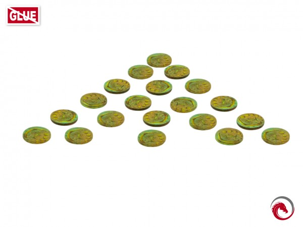 Token and Markers: Set of Money 1 (20 Stück)