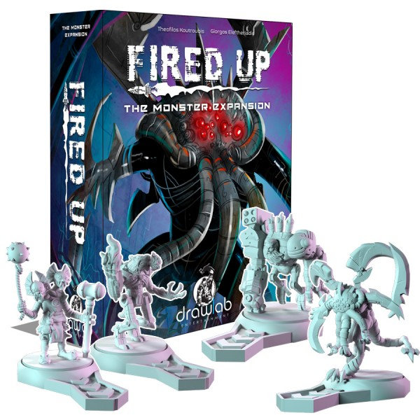 Fired Up: Monster [Expansion]