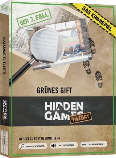 Hidden Games Tatort: Grünes Gift 3.Fall