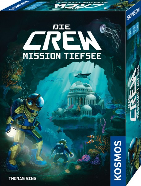 Die Crew: Mission Tiefsee