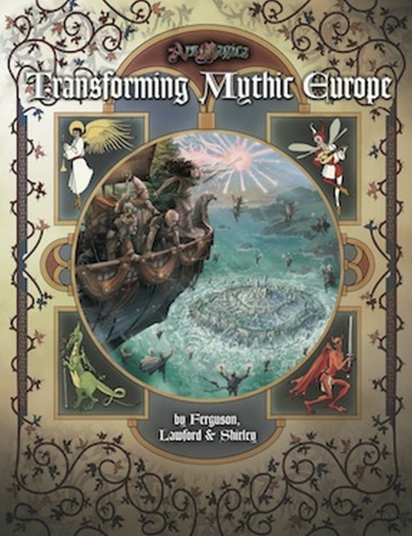 Ars Magica: Transforming Mythic Europe