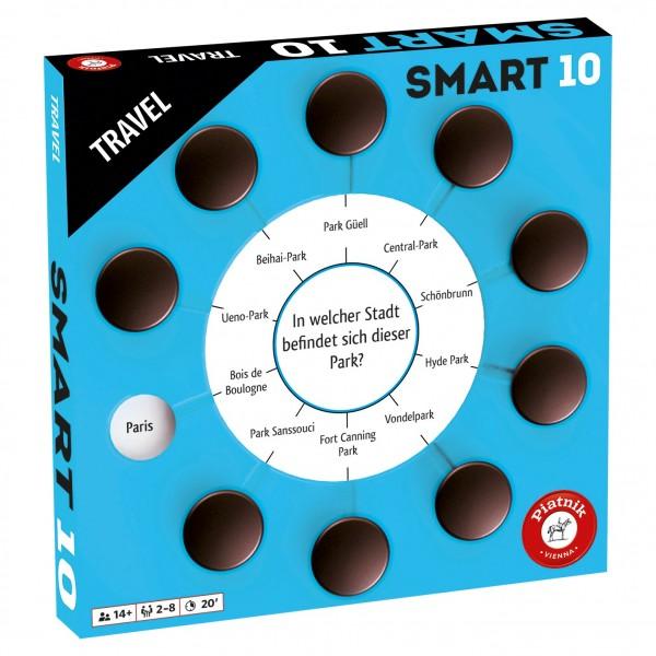 Smart 10: Zusatzfragen 3.0 Travel [Erweiterung]