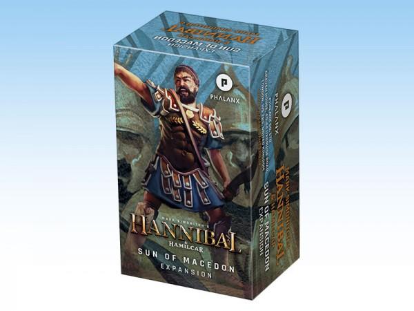 Hannibal & Hamilcar: Sun of Macedon [Expansion]