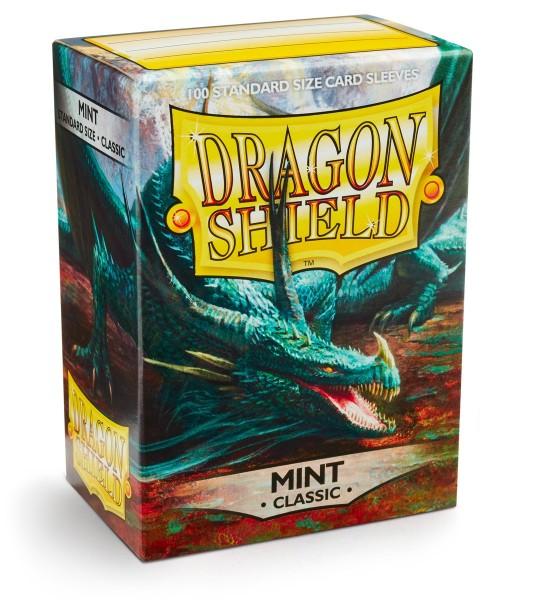 Dragon Shield: Mint (100)