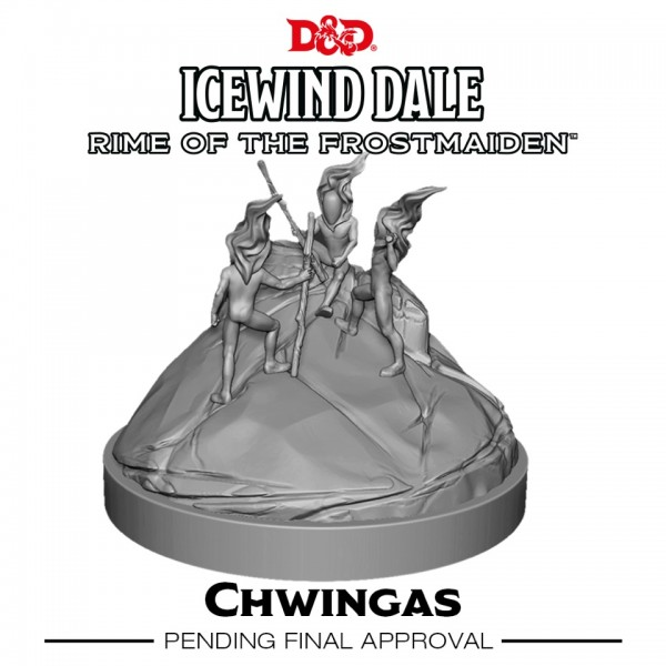 D&D: Icewind Dale - Rime of the Frostmaiden: Chwingas (2 Figuren)