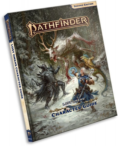 Pathfinder 2.0: Lost Omens Character Guide