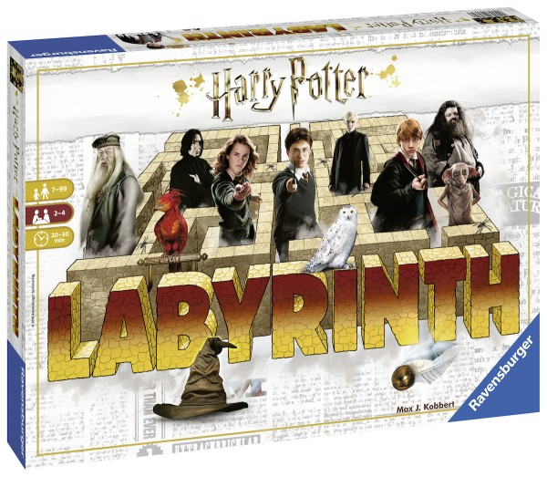 Das verrückte Labyrinth – Harry Potter