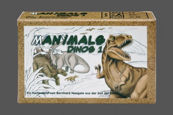 Manimals Dino 1