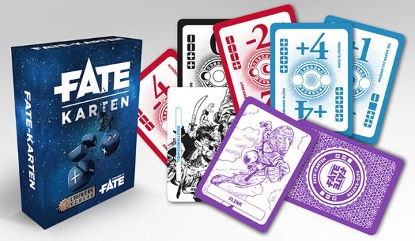 Fate: Karten