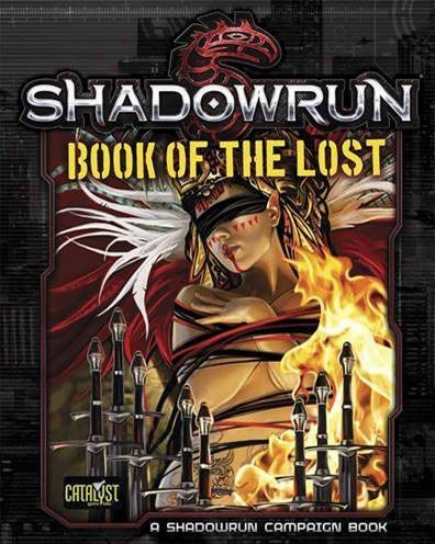 Shadowrun: Book of the Lost