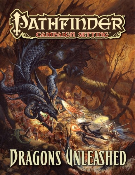 Pathfinder: Dragons Unleashed