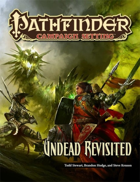 Pathfinder: Campaign Setting - Undead