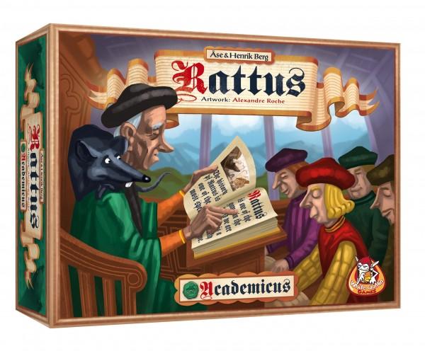 Rattus: Academicus Erweiterung