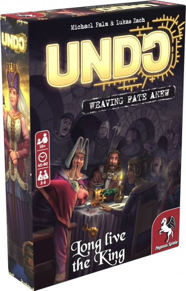 UNDO – Long Live the King