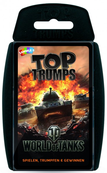 Top Trumps – World of Tanks