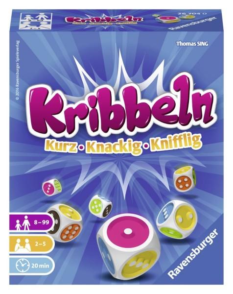 Kribbeln - Kurz-Knackig-Knifflig