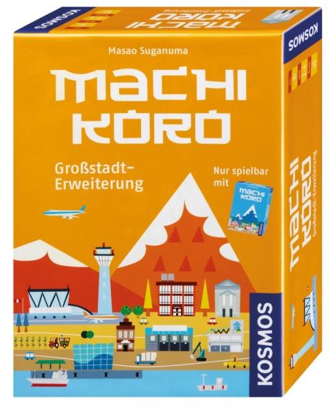 Machi Koro: Großstadt Erweiterung [1. Erweiterung]