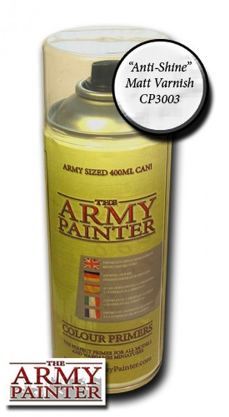 Army Painter - Matt Varnish Spray (400ml)
