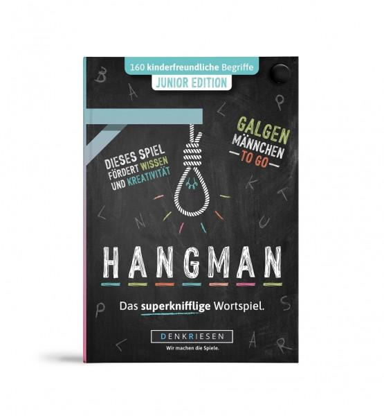 "HANGMAN – Junior Edition ""Galgenmännchen TO GO"""